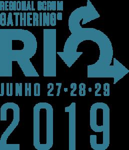Logo Scrum Gathering Rio 2019